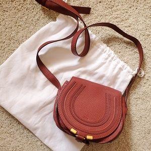 Chloe mini Marcie crossbody bag